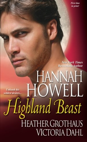 book cover of Highland Beast