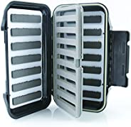 Maxcatch OR Fly Box Waterproof Portable Design Fly Fishing Box