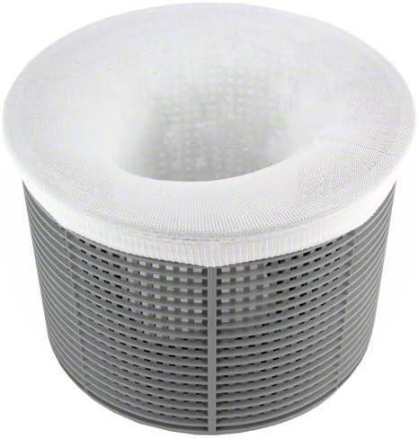 California Home Goods 36-Pack Pool Skimmer Socks Filter Savers for Baskets and Skimmers Fine Mesh Screen Sock Liner for Basket Filters