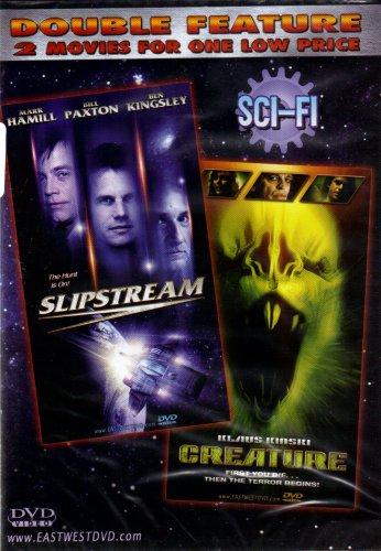 SLIPSTREAM+CREATURE[DOUBLE FEATURE]