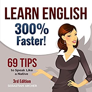 Learn English 300% Faster Audiobook