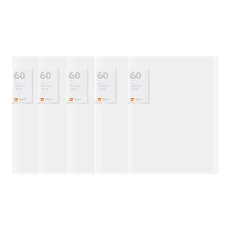 Office Supplies Informationsbroschüre, A4-Einlage, transparente Innenseite aus PP-Menüordner PP-Menüordner PP-Menüordner aus Kunststoff, geeignet für Studenten B07NTQM51H   Tragen-wider  d05ff0