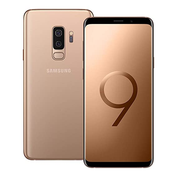 Amazon com: Samsung Galaxy S9+ SM-G9650 Dual Sim 128GB 6GB