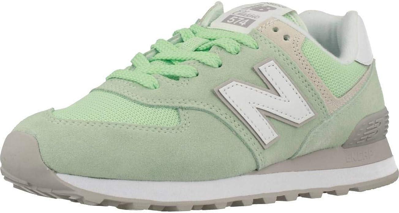 new balance men green