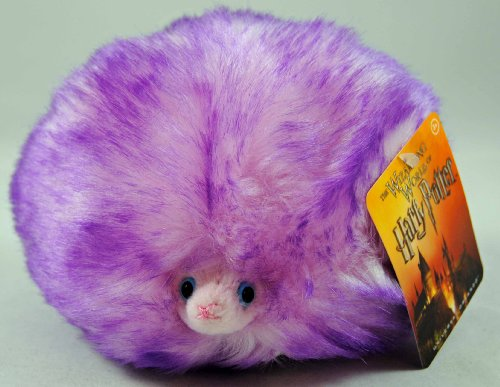 Wizarding World of Harry Potter Purple Pygmy Puff Plush by Universal Studios