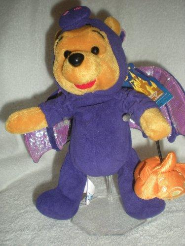 Disneyland Resort 2002 Halloween Pooh Bean Bag by