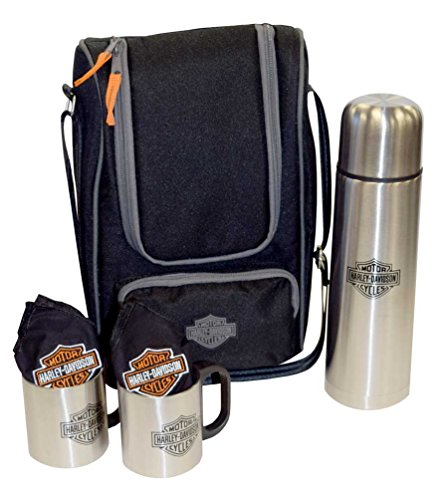 Harley Davidson Coffee Shield Cooler 437 24