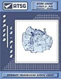 ATSG Acura Legend L5 PL5X Techtran Transmission Rebuild Manual (4 Speed Computer 1986-1987)