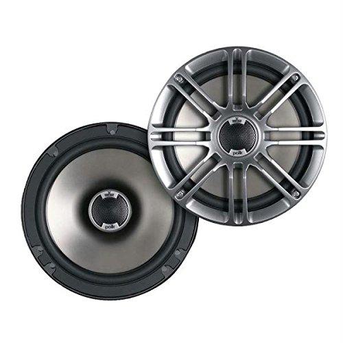 Polk Audio DB651 Polk 6.5' Coaxial Speakers Silver