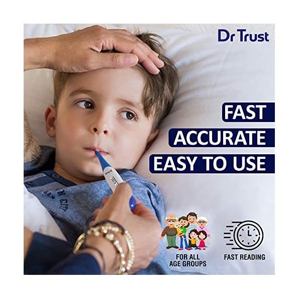 Dr-Trust-USA-Waterproof-Flexible-Tip-Digital-Thermometer-White–