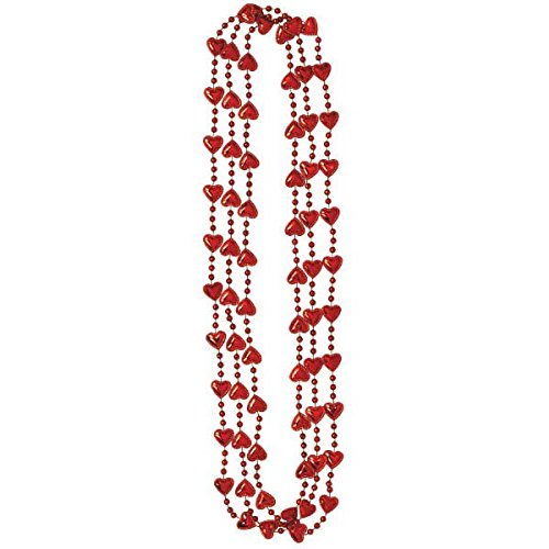 Amscan 395533 Plastic Bead Necklaces 30