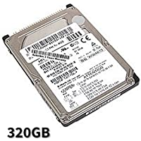 Seifelden 320GB 2.5 IDE/ATA Hard Drive 3 Year Warranty for Asus, HP, Dell Gateway Toshiba Gateway Acer Sony Samsung, MSI Lenovo, Asus, IBM Compaq eMachines Laptop Mac 320 GB (Certified Refurbished)