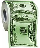 BigMouth Inc 100 Dollar Money Funny Toilet Paper