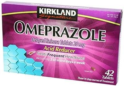 Kirkland Signature Omeprazole 20mg 42 tabs