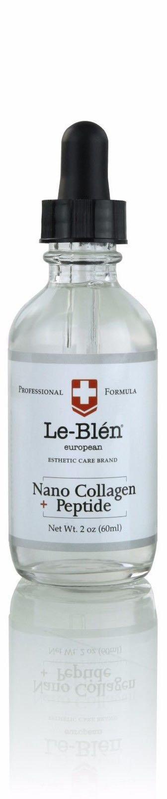 Le-Blen european ESTHETIC CARE BRAND - Nano Collagen Peptide (2oz)