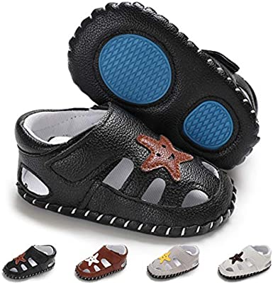 Baby Infant Boy Girl Soft Sole Shoes Toddler Newborn Crib Shoes First Walkers US