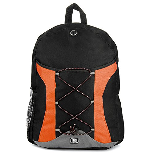 Ibook Laptops Series - Nylon Athletic Backpack fits Tablets and Laptops up to 15.6 inch