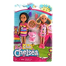 Barbie Birthday Party Chelsea Doll 2-Pack