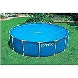 Bâche à bulles 110 g/m² pour piscine ronde Ø 3,44m pour piscine Ø 3,66m