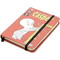 Caderneta de Anotação Gasparzinho Urban Vermelho Papel