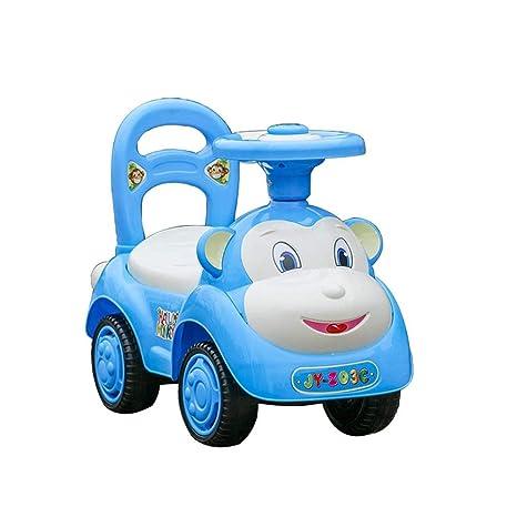 Hejok Twist Car, Juguetes para NiñOs, Baby Twist Car con MúSica ...
