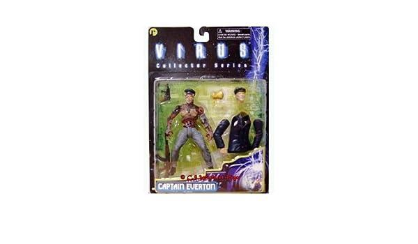 Virus Collectors Series Captain Everton 6 inch Action Figure