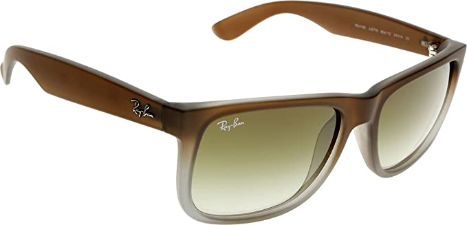 72623ab660b Ray-Ban Sonnenbrille JUSTIN (RB 4165 854 7Z 55)  Amazon.fr ...