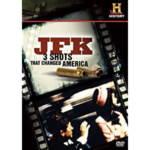 JFK: 3 Shots That Changed America [DVD] (2010)