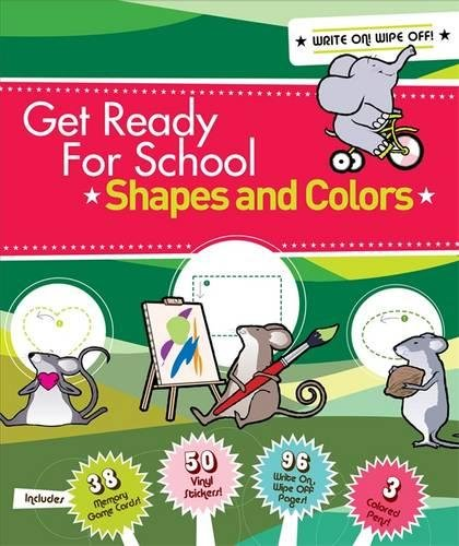 Download Get Ready For School: Shapes and Colors PDF ePub book