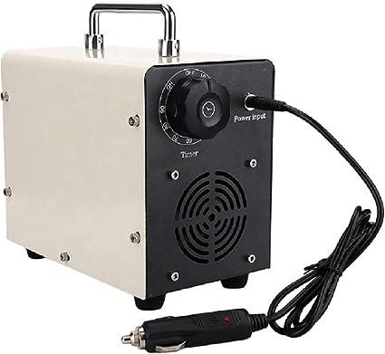 Generador Dual 12v 220v ozono O3 5000 gr/Hora Calidad Profesional ...