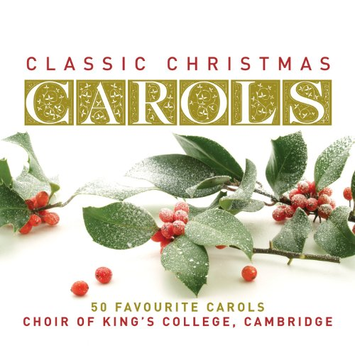 Christmas Carols Cd - Classic Christmas Carols: 50 Favourite Carols
