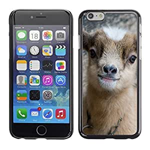 Hot Style Cell Phone PC Hard Case Cover // Goat V0000121// iphone 5s