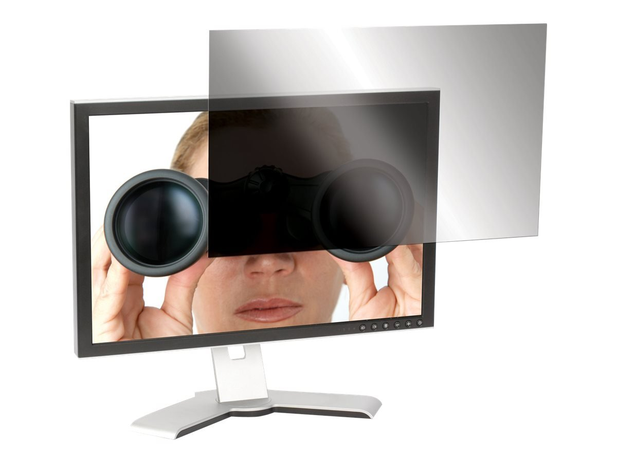 Targus 4Vu Privacy Filter Screen for 27-Inch Widescreen (16:9 Ratio) Monitors (ASF27W9USZ) by Targus