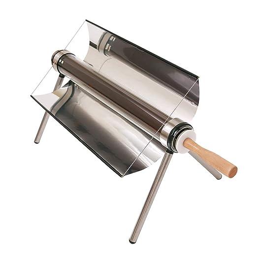 Parrilla solar portátil al aire libre, horno para estufas de ...