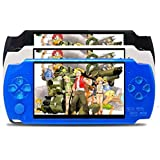 AZX X6 4.3 Inch Handheld Game Console Portable Video Game Player with10000 Games 8GB