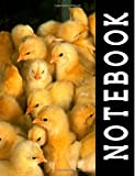 img - for Composition Notebook Wide Ruled: Chicken Farmer College Ruled Notebook For Home Office Or School Single Subject Supplies With Lined Paper For Writers ... (College Wide Ruled Composition Notebooks) book / textbook / text book