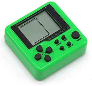 LayOPO - Consola de Juego clásica, Juego de Mesa de Mano con Caja Rusa, Juego Cuadrado, Juguetes electrónicos con 23 Juegos: Amazon.es: Hogar