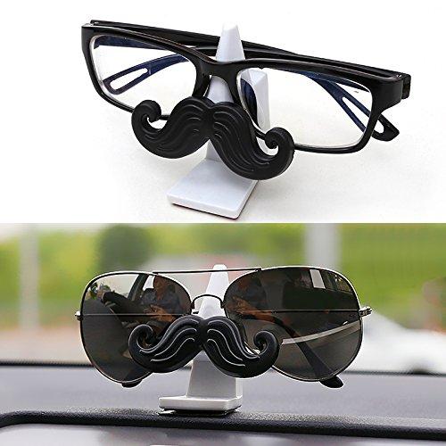 Creative Auto Accessories Decoration Vehicle Sunglasses Eyeglasses Glasses Holder - Interesting Eyeglasses