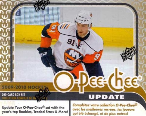Jonas Gustavsson James Van Riemsdyk Loaded with Rookie Cards Including John Tavares 2009 // 2010 O-Pee-Chee Hockey Update Series Complete Mint 200 Card Factory Sealed Set Tyler Myers Michael Del Zotto and Many Others! Matt Duchene