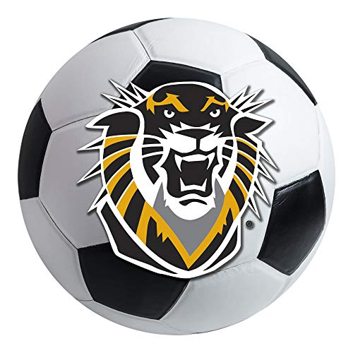 - FANMATS NCAA Fort Hays State University Tigers Nylon Face Soccer Ball Rug