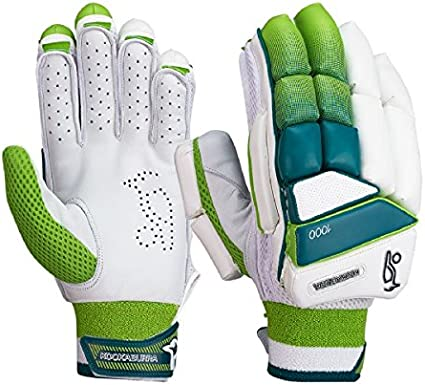 Right KOOKABURRA Kahuna 600 Batting Gloves Mens