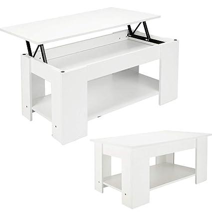 Terrific Amazon Com Weelongha Lift Up Top Coffee Table Hidden Theyellowbook Wood Chair Design Ideas Theyellowbookinfo