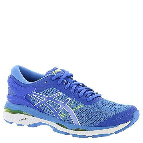 ASICS Women's Gel-Kayano 24 Running Shoe, Blue Purple/Regatta Blue/White, 8.5 Medium US