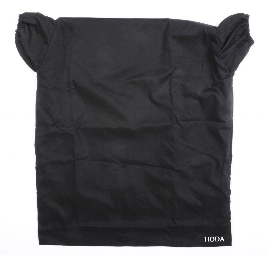 HODA Darkroom Film Changing Bag Antistatic Camera Dark Room Professional Photography Accessories - Extra Large Version by HODA