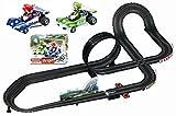 Carrera GO!!! 62431 Mario Kart Slot Car Race Set 1:43 Scale Analog Track