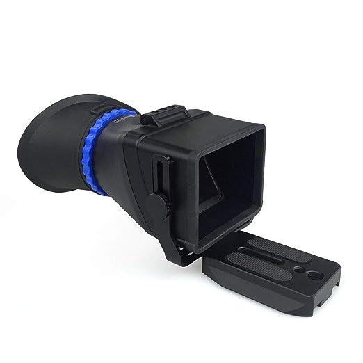SAXTEL Accesorios de Visor LCD para reparación de cámaras réflex ...