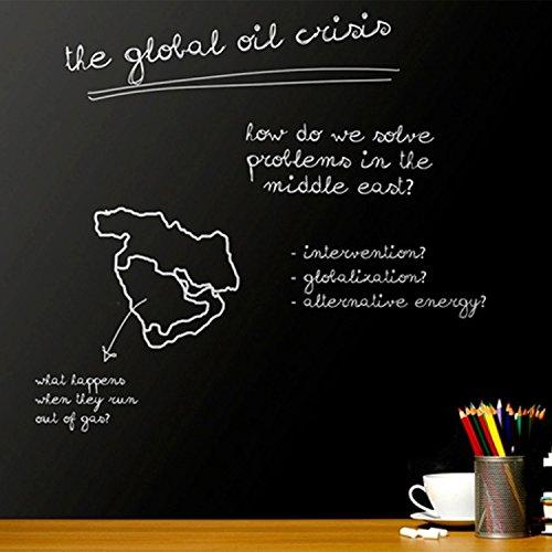 new-way-to-create-art-removable-educate-vinyl-wall-sticker-with-5-chalks-chalkboard-blackboard-200-x