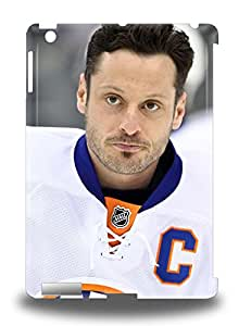 Ipad Snap On Hard 3D PC Case Cover NHL New York Islanders Mark Streit #2 Protector For Ipad Air ( Custom Picture iPhone 6, iPhone 6 PLUS, iPhone 5, iPhone 5S, iPhone 5C, iPhone 4, iPhone 4S,Galaxy S6,Galaxy S5,Galaxy S4,Galaxy S3,Note 3,iPad Mini-Mini 2,iPad Air )
