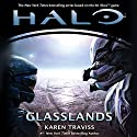 Halo: Glasslands Audiobook by Karen Traviss Narrated by Euan Morton