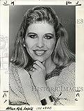 1991 Press Photo Allison Kyle Leopold, Victoria reigned 1837 thru 1901
